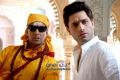 Akshay Kumar with Shiny Ahuja