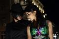 Pooja Hegde with Mask Man
