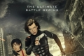 Milla Jovovich On Resident Evil Retribution poster