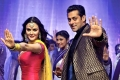 Priety Zinta and Salman Khan