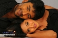 Santan Bhagyaraj and Aindrita Ray