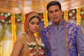 Asin and Akshay Kumar Stills From Khiladi 786