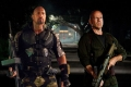 Dwayne Johnson as 'Roadblock' and Bruce Willis as 'Colton'