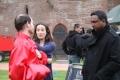 Saint Dracula 3D On the Sets