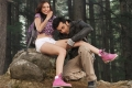 Ranbir Kapoor and Evelyn Sharma Still From YJHD