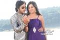 Akash and Shruthi in Kannada Film Neralu