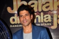 Farhan Akhtar at on the sets of Jhalak Dikhhla Jaa 6