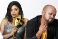 Bhavana Rao and RJ Prithvi in Kannada Movie Money Honey Shani