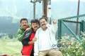 Krishna Kumar, Jayaram and Suresh Gopi in Malayalam Movie Salaam Kashmir