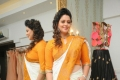 Nagma wearing Independence Day Saree