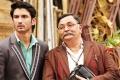Sushant Singh Rajput and Rishi Kapoor still from Shuddh Desi Romance
