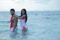 Akshay and Veena Malik still from Silk Sakkath Hot Maga