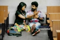 Amita Rao & Mahendra still from First Love