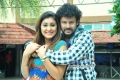 Vyalari and Amogh in Kannada Movie Pora