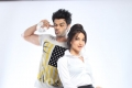 Manish Paul and Elli Avram still from film Mickey Virus
