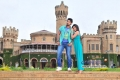 Prajwal Devaraj, Nikki in Kannada Movie Jamboo Savari