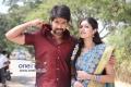 Yash and Meghana Raj in Kannada Movie Raja Huli