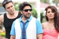 Arshad Warsi and Geeta Basra still from film Mr Joe B Carvalho