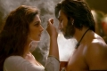 Deepika Padukone and Ranveer Singh still from film Ram Leela