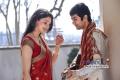 Rahul Ravindran and Tanvi Vyas in Nenem Chinna Pillana