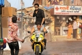 Abhishek Bachchan and Uday Chopra still from film Dhoom 3