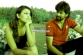 Roopa and Jeevan in Kannada Movie Gaali