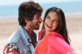 Shahid Kapoor and Sonakshi Sinha still from Saree Ke Fall Sa song of R Rajkumar film