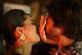 Sonakshi Sinha and Shahid Kapoor still from film R... Rajkumar