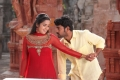 Ananya and Vimal still from film Pulivaal