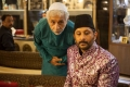 Naseeruddin Shah and Arshad Warsi still from film Dedh Ishqiya