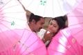 Prasanna and Oviya still from film Pulivaal
