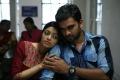 Ashok Selvan and Janani Iyer still from Thegidi