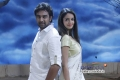 Chiranjeevi Sarja and Shanvi Srivastava in Kannada Film Chandralekha