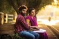Dinesh and Malavika still from film Cuckoo