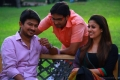 Udhayanidhi Stalin and Nayantara still from film Idhu Kathirvelan Kadhal