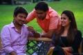 Udhayanidhi Stalin and Nayantara still from film Idhu Kathirvelan Kadhal