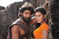 Aari and Shivada Nair still from Nedunchalai