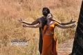 Aari and Shivada Nair still from Nedunchalai