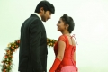 Dulquer Salman and Nazriya Nazim still from Vaayai Moodi Pesavum