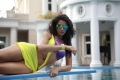Nargis Fakhri bikini still from Main Tera Hero