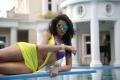 Nargis Fakhri bikini still from Main Tera Hero