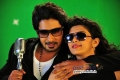 Prajwal Devaraj and Sonu Chabra in Kannada Movie Savaal