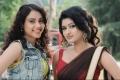 Rupa Manjari and Oviya Helen still from Yamirukka Bayamen
