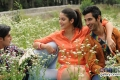 Tanuj Virwani, Aditya Seal and Isabelle Liete still from Purani Jeans