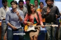 Allu Sirish and Regina Cassandra still from Kotha Janta
