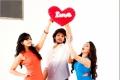 Rakul Preet Singh, Gautham Karthick and Nikeesha Patel still from Ennamo Edho