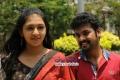 Actor Vimal and Lakshmi Menon still from Manja Pai Movie