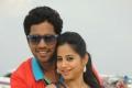 Allari Naresh and Swathi Dikshit in Jump Jilani