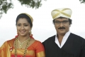 Navya Nair and Ravichandran in Kannada Movie Drishya