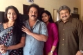 Navya Nair, Ravichandran, Prabhu in Kannada Movie Drishya